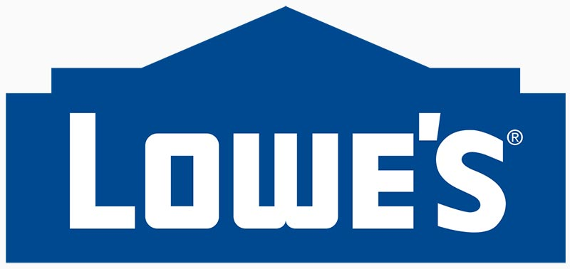 Available on Lowes.com